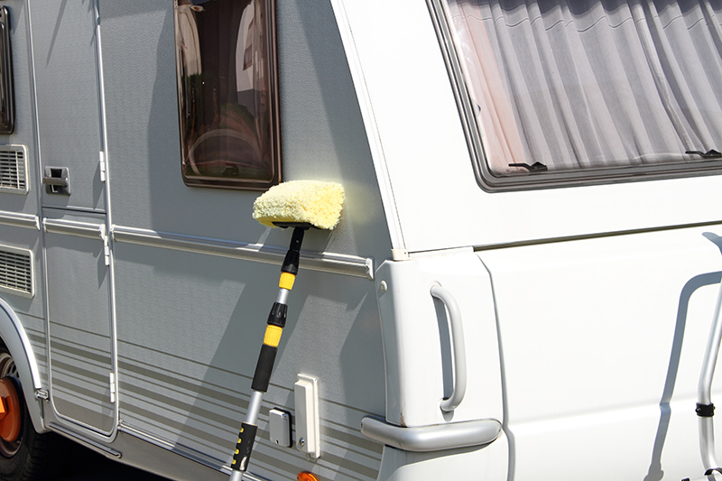 Caravan Cleaning Services in Basingstoke Hampshire